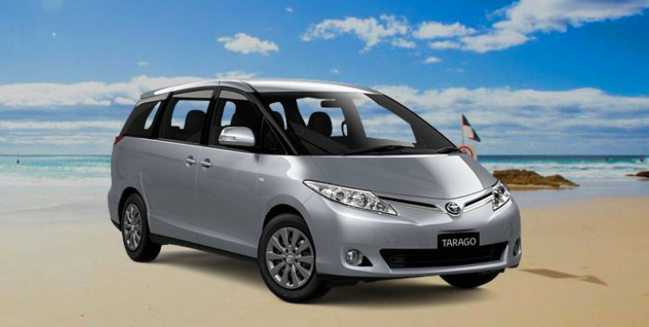 Gold Coast Car and Tarago hire